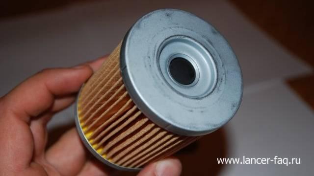Маслянный фильтр Mann W610/3 Mitsubishi Lancer 9 (6)