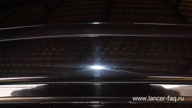 Полировка автомобиля Lancer (7)