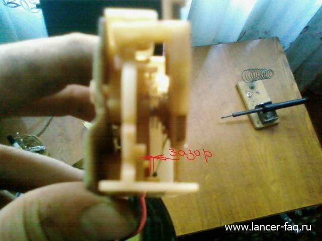 Ремонт датчика уровня топлива Lancer IX (1)