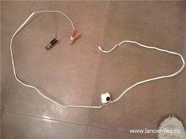 Чистка форсунок Lancer IX (1)